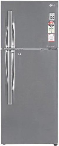 LG 260 L Frost Free Double Door 3 Star Refrigerator