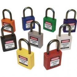 Compact Safety Padlock