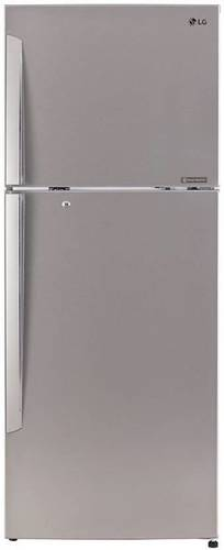LG 420 L Frost Free Double Door 4 Star Refrigerator