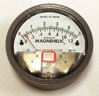 Dwyer 2005D Magnehelic Differential Pressure Gauge