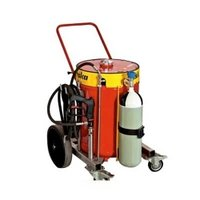 Trolley Mounted High Power Extinguisher
