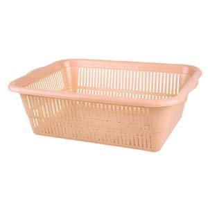 Round Multi Purpose Plastic Basket NATASHA 1216