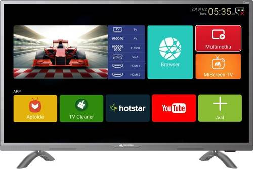 Micromax LED TV