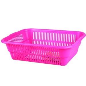 Round Multi Purpose Plastic Basket NATASHA 1519