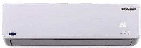 Carrier Cyclojet 1 Ton 3 Star BEE Rating 2018 Split AC - White