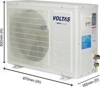 Voltas 1.5 Ton 3 Star BEE Rating 2018 Split AC