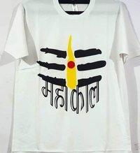 Mahadev Print T shirts