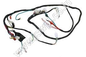 Two Wheeler Wire Harness
