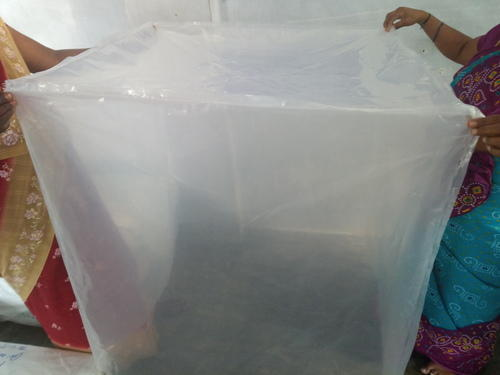 LDPE Pallet Covers