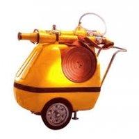 Foam Trolley 200 Liter...