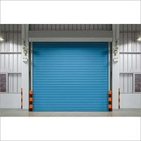 Powered Rolling Shutter