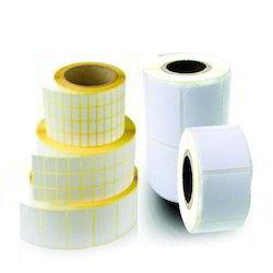 chromo blank die cut labels