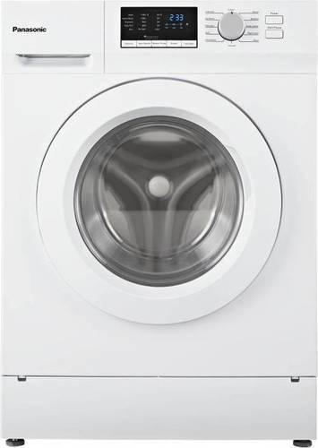 Panasonic 7 kg Fully Automatic Front Load Washing Machine White