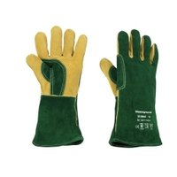 Green Welding Gloves