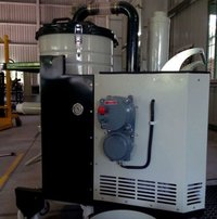 Flame Proof Industrial Vacuum Cleaner for Chemical Industry