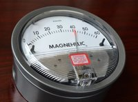 Dwyer 2060D Magnehelic Differential Pressure Gauge
