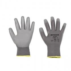 PU First Grey Gloves
