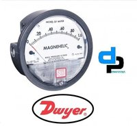 Dwyer Series 2300 Magnehelic Differential Pressure Gauge