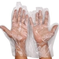 Plastic Disposable Gloves...