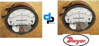 Dwyer USA Magnehelic Gauges 10-0-10 Inch WC