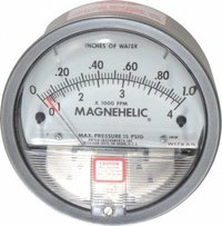 Dwyer 2001-AV Magnehelic Differential Pressure Gauge