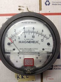 Dwyer 2010-AV Magnehelic Differential Pressure Gauge