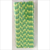 Color Paper Straw