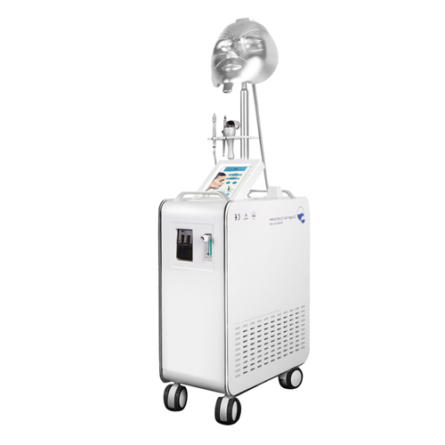 Oxygen jet peeling microdermabrasion skin care machine