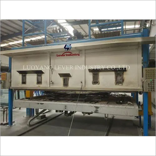 Bus front Windshield Glass Bending machine