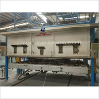Auto Glass Bending Furnace for Bus front Windshield Glass Bending machine