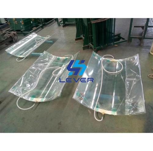 Nylon vacuum bagging film for Laminated Glass
