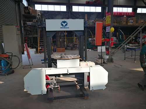 Portable Automatic Band Saw Machine
