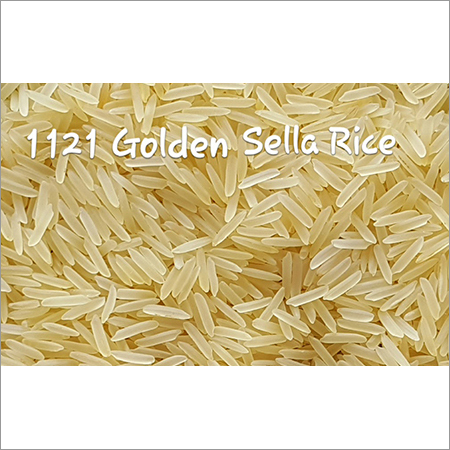 1121 Golden Sella / Parbolied Rice