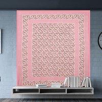 Sanganeri Bedsheets Jaipuri Design Hand Block Printed Wholesale Bedspread with Pillows