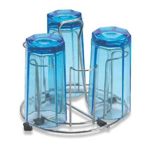 SS Glass Stand