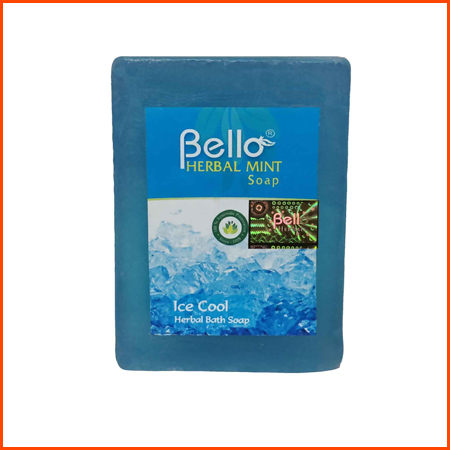 Bello Herbal Mint Soap  (225 g)
