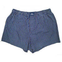 Ladies Cotton Check Shorts