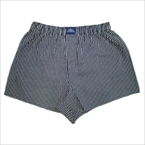 Fancy Mens Cotton Shorts
