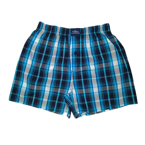 Mens Check Shorts