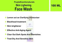 Skin Lightening face wash