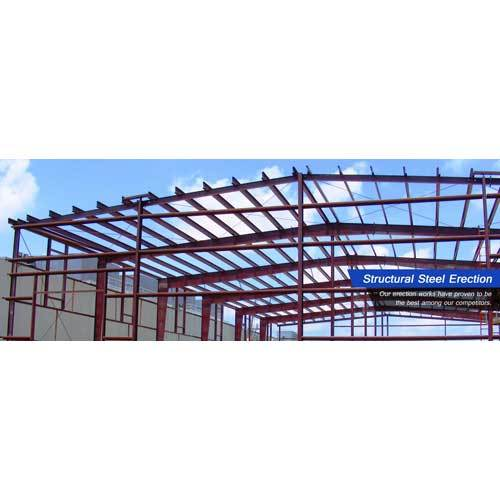 Fabricated Factory Sheds
