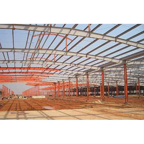 Industrial Structural Roofing Sheds