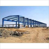 Industrial Pre Engineering Structure Shed