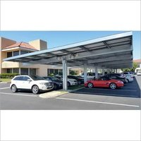 Pre Fabricated Car Parking Shed