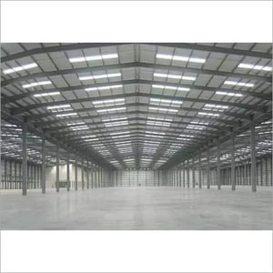Fabricated Roofing Structure