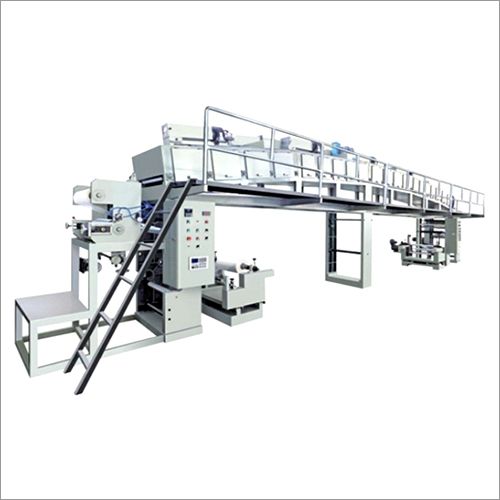 Bopp Adhesive Tape Coating Machine