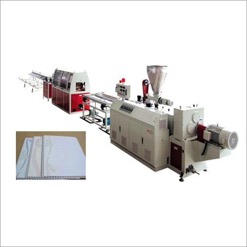 PVC Ceiling Sheet Production Line