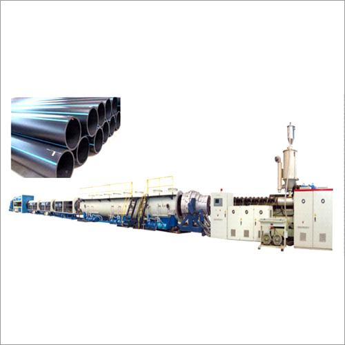 HDPE Water Gas Pipe Production Line