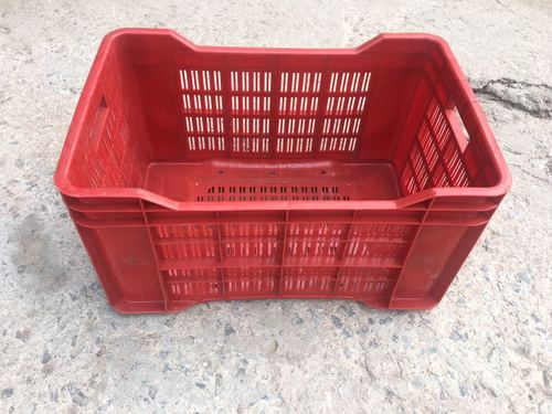 Plastic fruit Crates