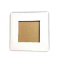 8W Square Panel Light